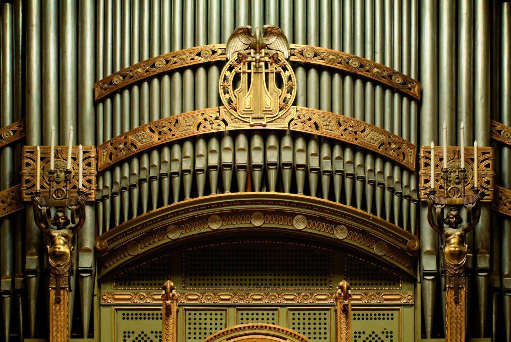 """Képtalálat a következőre: """"Szent Vitus székesegyház új orgonája"""""""