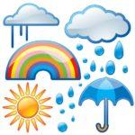 Egész nap esni fog az eső