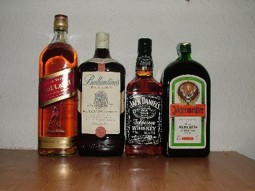 Szeszes italok alkoholtartalma