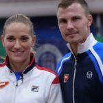 Páratlan párosban a tenisz magyar csillagai